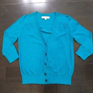 Loft | V-Neck Cardigan Sweater